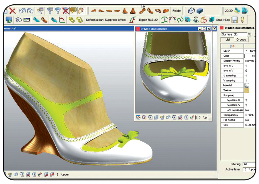 Flexible And Automated Technologies For Stitching Shoe Uppers Apparel Resources