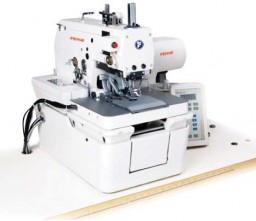 The FeiYue FY7900 Electronic Eyelet Button Hole Machine