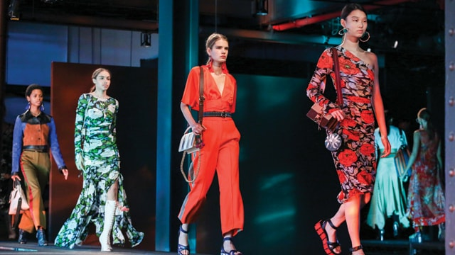 Top 10 Trends for S/S 2018 straight from NYFW
