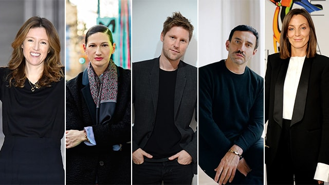 2017 in Review: A complete list of fashion's biggest Creative Director 'shake-ups'