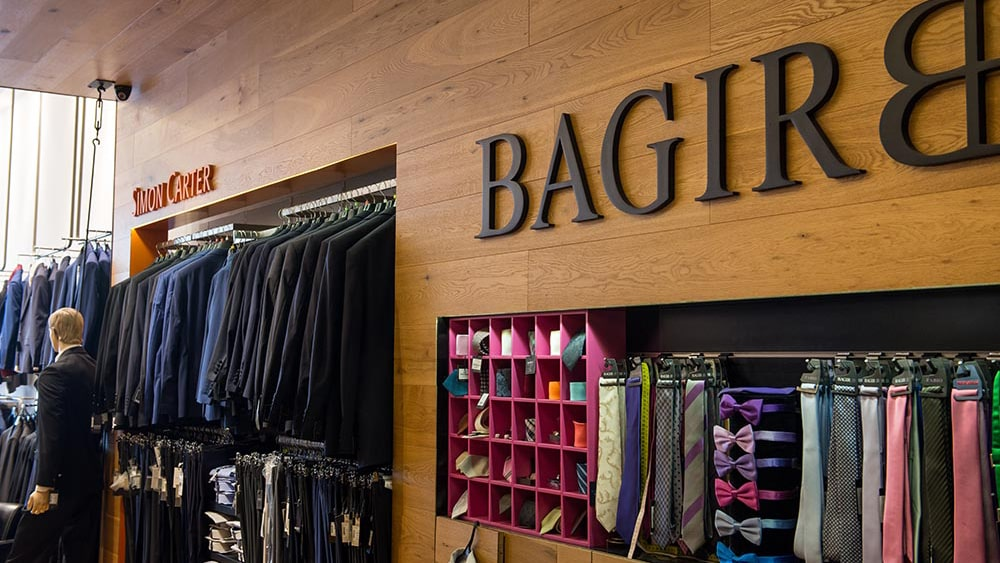 Shandong Tech to hold 54 per cent stake Israeli tailored clothing maker Bagir Group