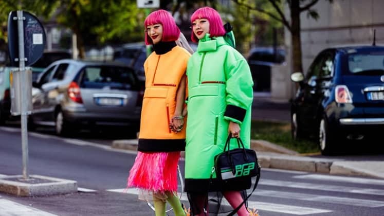 Milan's Street Style Stars- The best of street fashion from the Italian capital