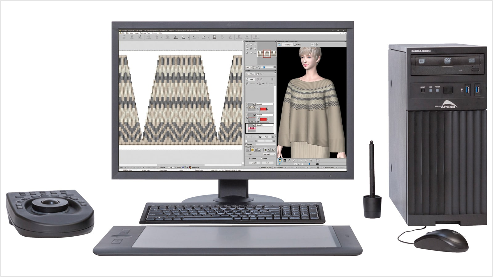 Shima Seiki set to expand its reach as it debuts at China's Knitting Fair