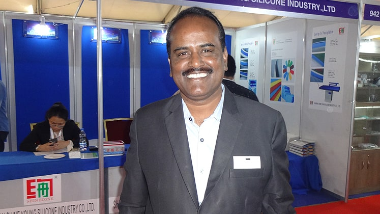 R. Mohan Kumar, MD, Cheran Machines India