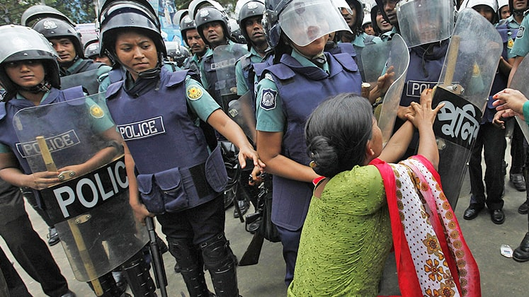 Bangladesh trade union leaders demand reinstatement of sacked RMG workers