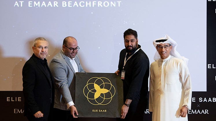 Renowned couturier Elie Saab to now design high-end property in Dubai