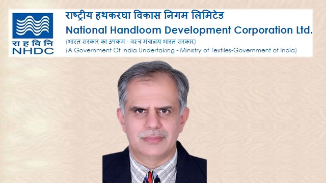 Sanjeev Dua assumes charge as MD of NHDC