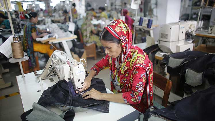 Bangladesh goes past China to become top supplier of cotton trousers to USA