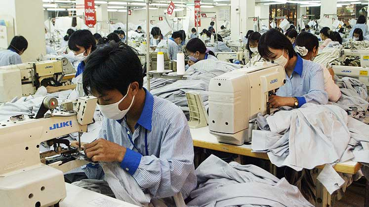 The US-China trade war and its impact on Vietnam's garment and textile industry
