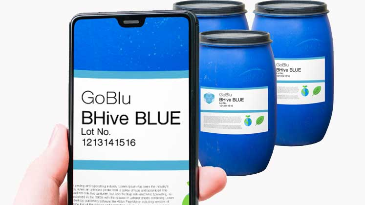 GoBlu International launches BHive, a new app for chemical management