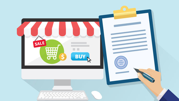 Draft e-commerce policy