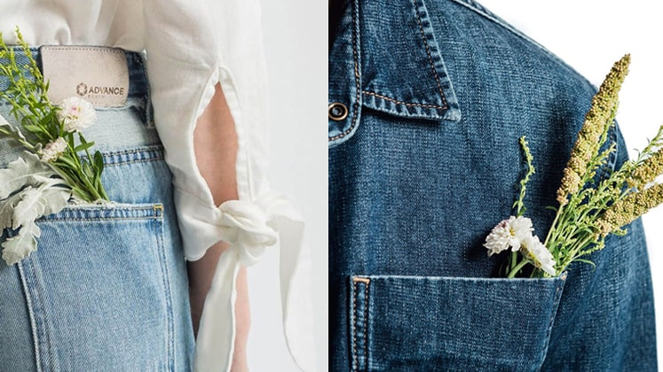 The Blue turns Green: Sustainable Denim