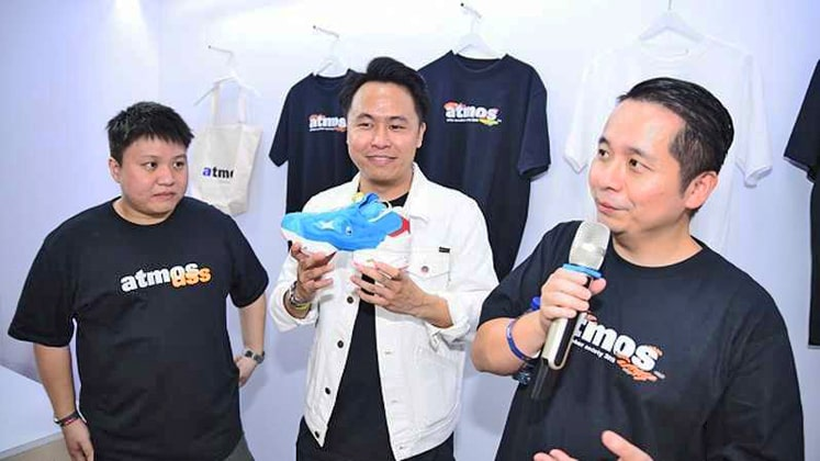 Atmos in Indonesia