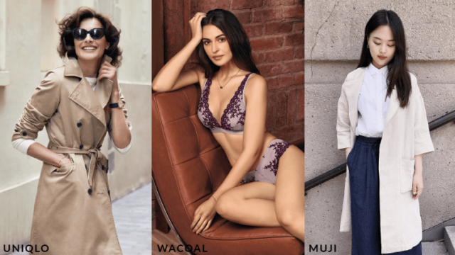 Japanese brands influxing Indian fashion retail market