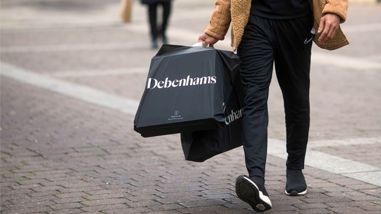 Debenhams to reopen for one last time!
